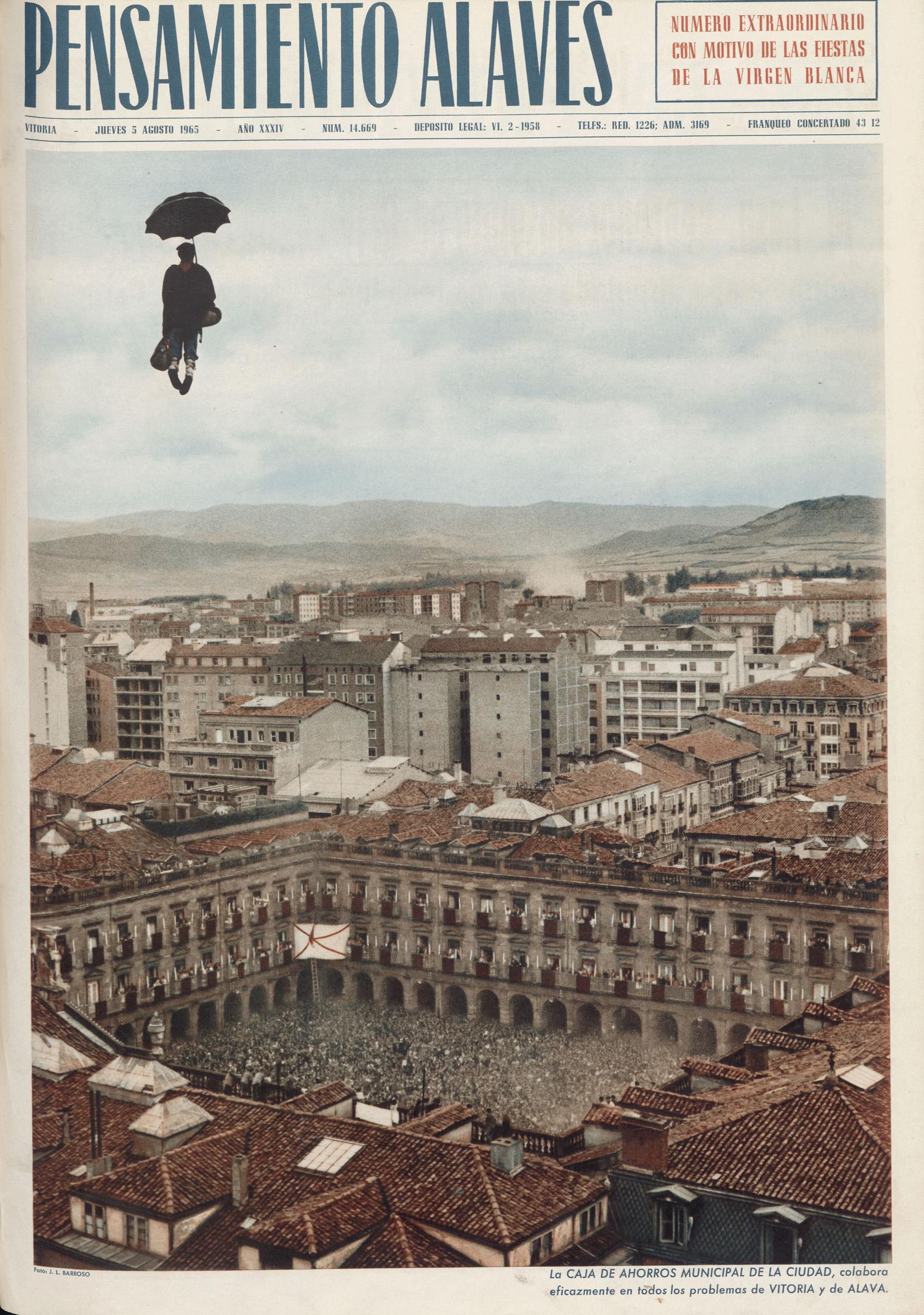 OT. Fotos de Vitoria y sus alrededores. (3) - Página 37 214683_1965_08_05_0001
